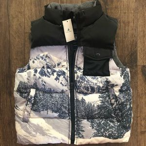 New with Tags Baby Gap Puffer Vest